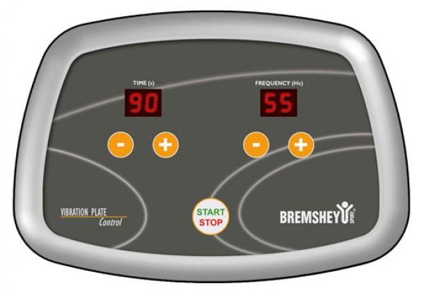 Bremshey Vibration Control Plate