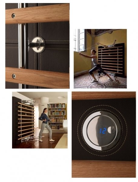 Technogym Personal Heritage - Leather