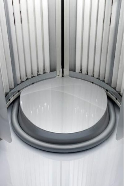 Vertikální solárium HAPRO Proline 28 V Titanium Bronze