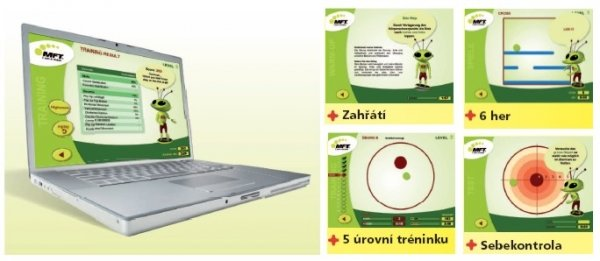Balanční deska MFT Challenge disc games