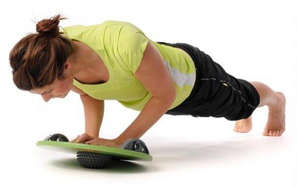 Balanční deska MFT Fun disc workout 1