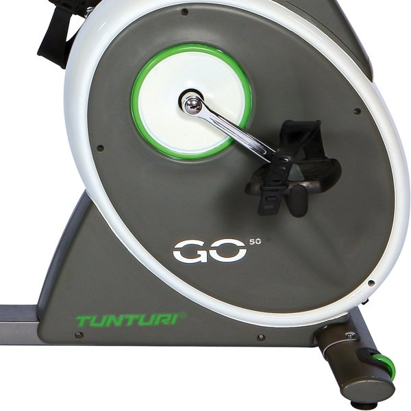 Pedály stroje na posilování - Recumbent Tunturi Bike 50