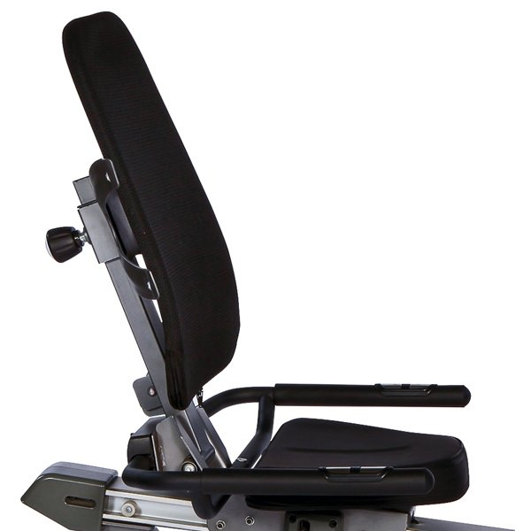 pohodlná sedačka - Recumbent Tunturi Bike 50