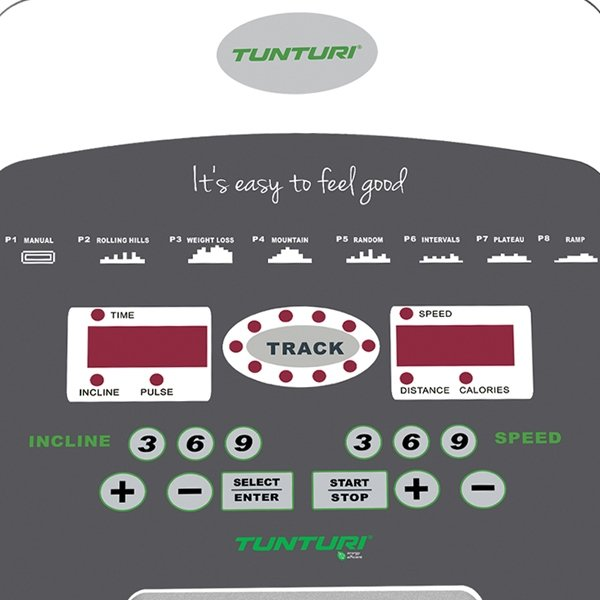 Tunturi Run GO 10