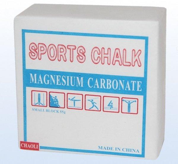 Magnesium kostka na cvičení