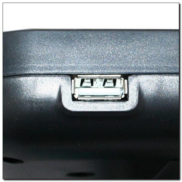 Detail - rotoped s USB vstupem M 9239P - ELEKTROMAGNETICKÝ ROTOPED HMS PREMIUM