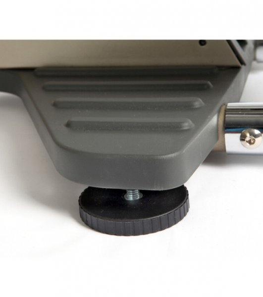 Ochrana proti sklouznutí a poškrábání podlahy u rotopedu Tunturi Pure Bike U 6.1