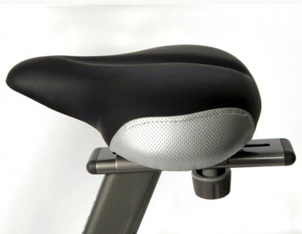 Gelové, pohodlné sedlo na rotopedu Tunturi Pure Bike U 6.1