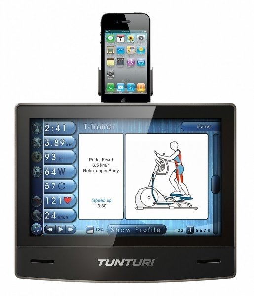 Tunturi Pure Cross F 10.1