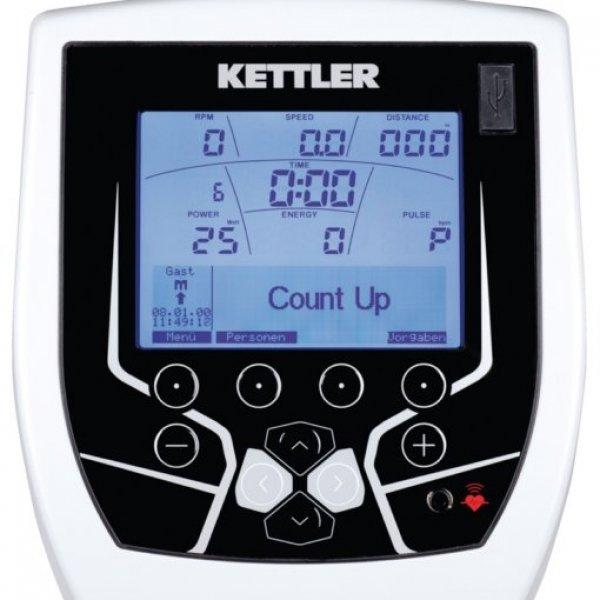 LCD displej rotopedu ergorace ltd compg