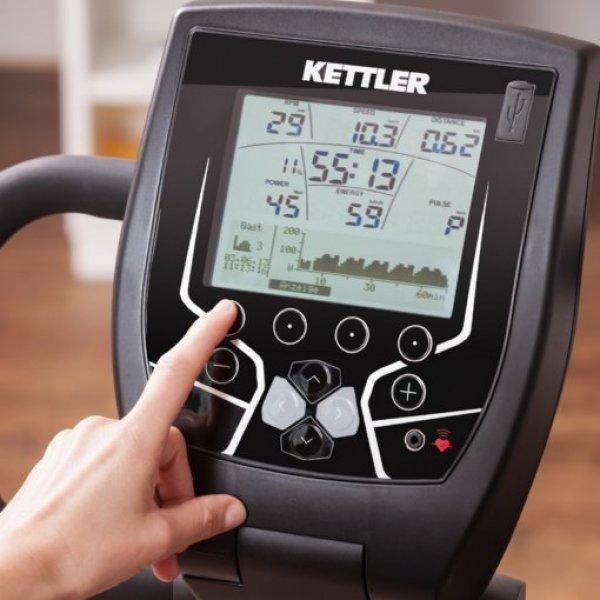 Tréninkový počítač rotopedu kettler re7