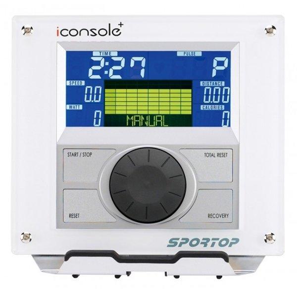 Ovládání a LCD displej rotopedu Sportop B860i