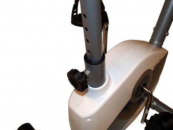 Detailní pohled na šlapací jádro rotopedu (ergometru) Housefit TIRO 15