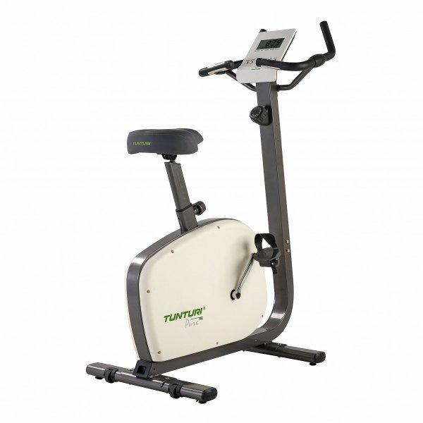 Rotoped má magnetický brzdový systém, manuální ovládání Tunturi Pure Bike U 1.1