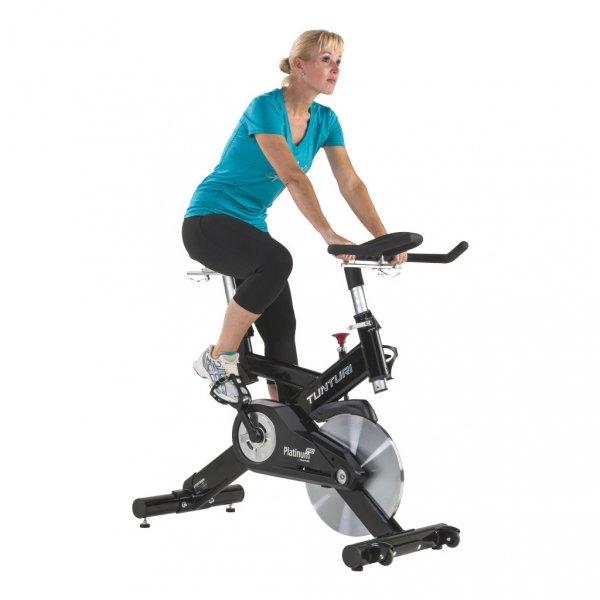 Cyklotrenažér Tunturi Platinum PRO Sprinter bike