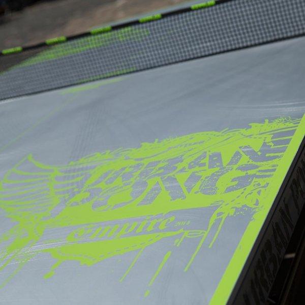 Stůl na stolní tenis venkovní UrbanPongEmpire5g