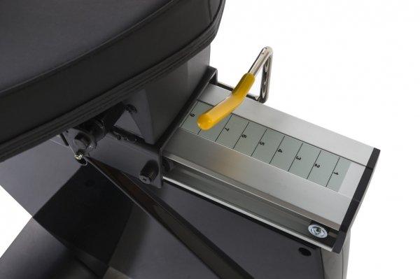 Rotoped Ovládání nastavení fitness stroje Tunturi Platinum PRO - Recumbent