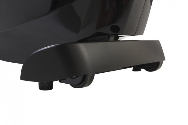 Rotoped Pohodlné přemsítění - kolečka u Tunturi Platinum PRO - Recumbent