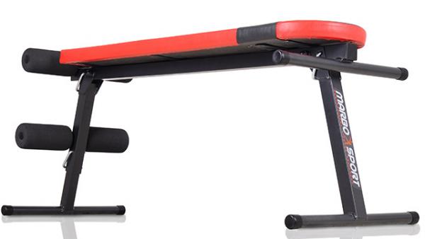 Posilovací lavice na břicho MARBO MH-L104