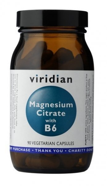 Mag Citrate with B6 90g