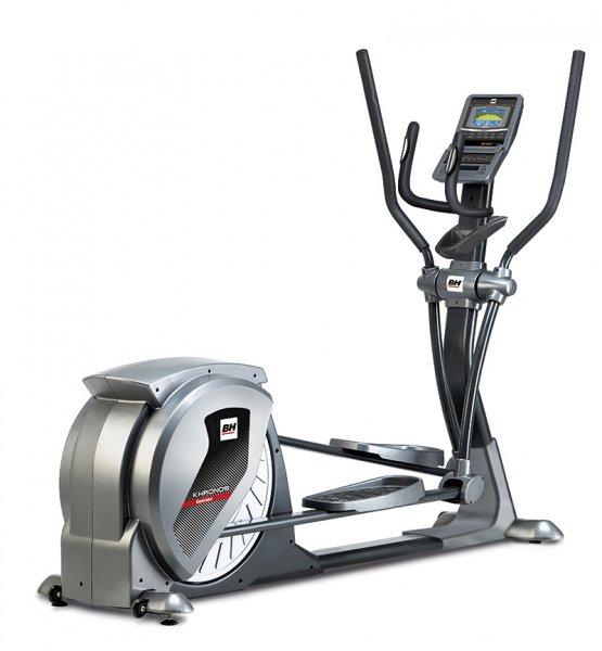 Eliptický trenažér BH Fitness Khronos Generator z profilu