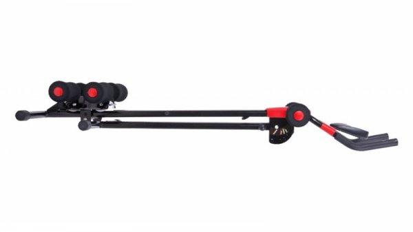 Housefit Power Plank - posilovací lavice na břicho - složená 2g