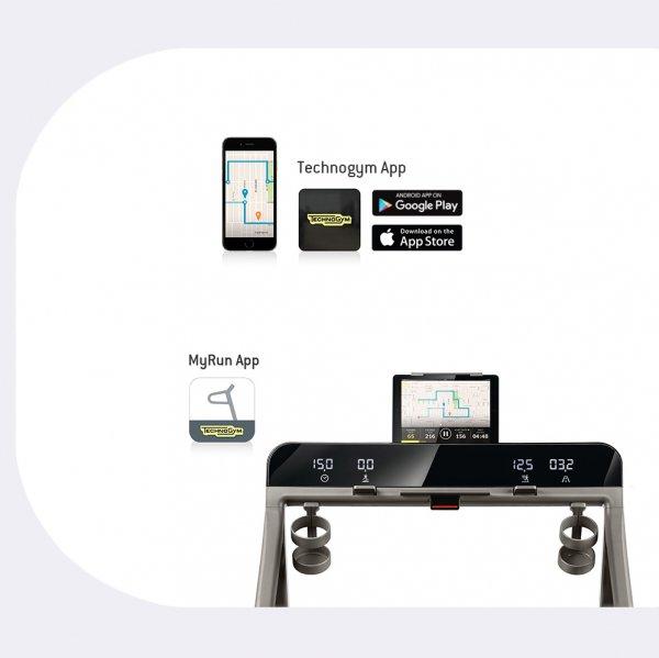 myrun technogym appg