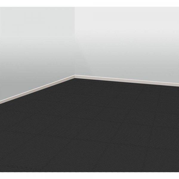 Podložka Fitness puzzle mat černá roomg