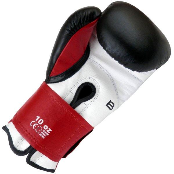 Boxerské rukavice 10 oz kůže Thai BAIL spodek