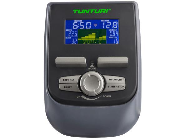 Rotoped Tunturi E50 počítač