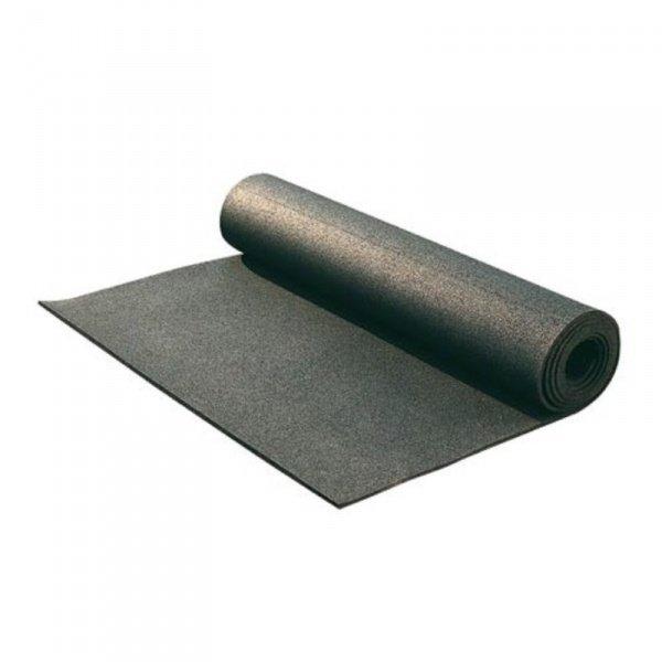 Podlaha do posilovny PROFI černá roleg