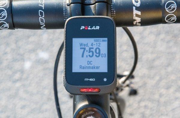 m 460 on bikeg