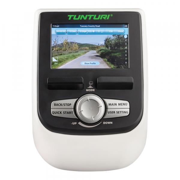 Rotoped Tunturi E80 počítač