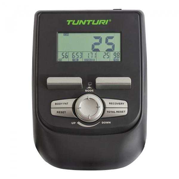 Rotoped Tunturi F20-R počítač