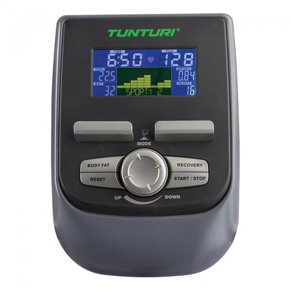 Rotoped Tunturi E50-R počítač