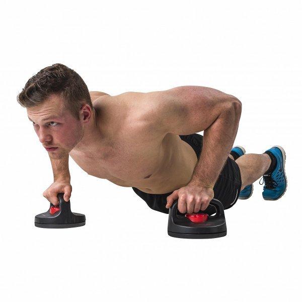 Rotační opěrky na kliky TUNTURI workout