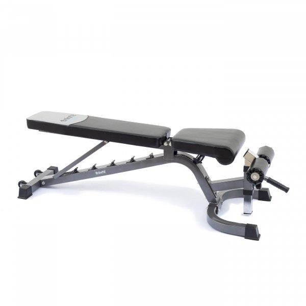 Posilovací lavice na břicho TRINFIT Vario LX7 rovnág