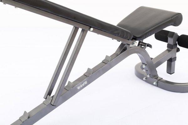 Posilovací lavice na břicho TRINFIT Vario LX6 polohovanig