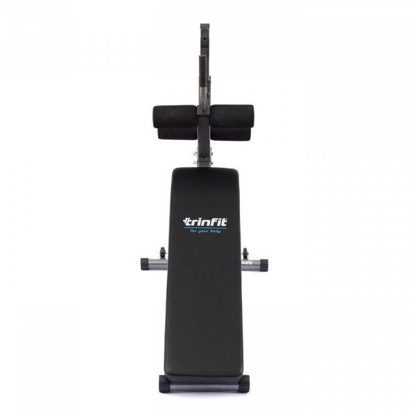 Posilovací lavice na břicho TRINFIT Ultra čelníg