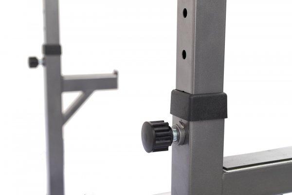 Stojan na činku TRINFIT Rack HX3 aretace stavitelná výškag