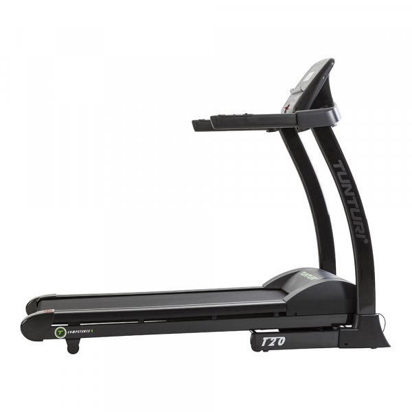 Běžecký pás Tunturi T20 boční pohled