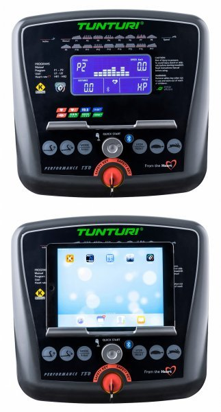 Běžecký pás Tunturi T50 počítač 2