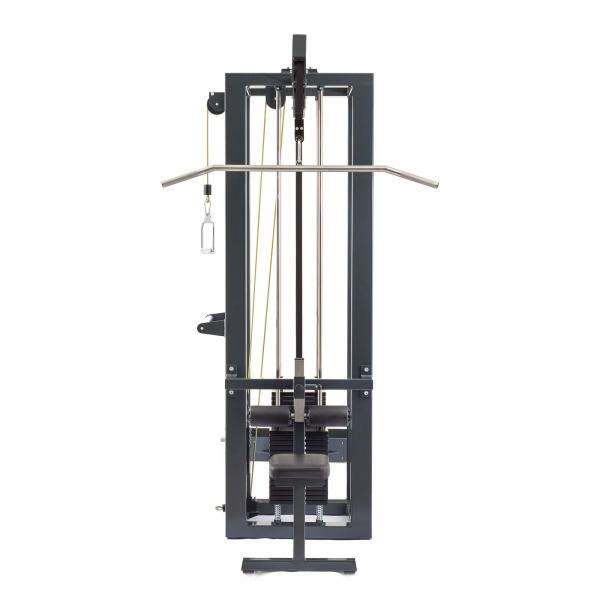 Posilovací věž  Profesionální posilovací kladková věž TITANUM 1030 bok 1g