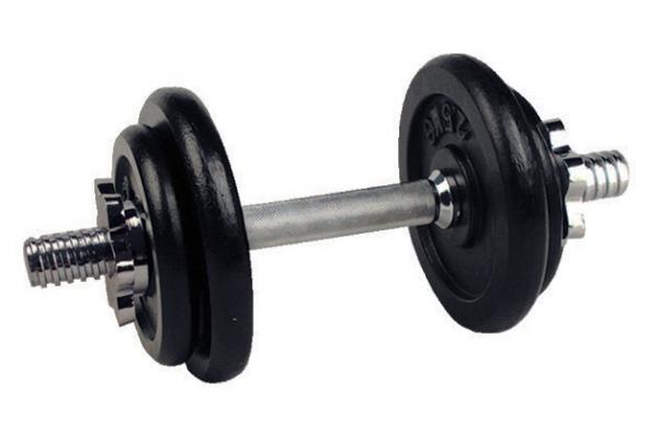 Činky jednoručky jednoruční činka 10 kg