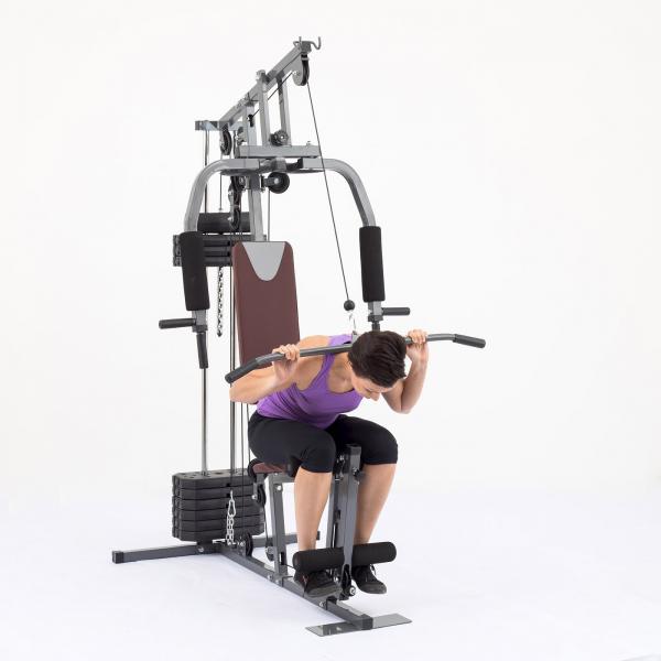 Posilovací věž  TRINFIT Gym GX1  břichog