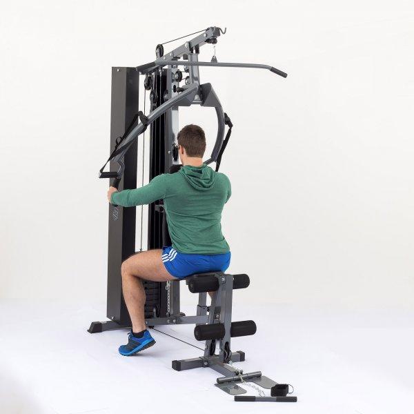 Posilovací věž  TRINFIT Gym GX3  zádag