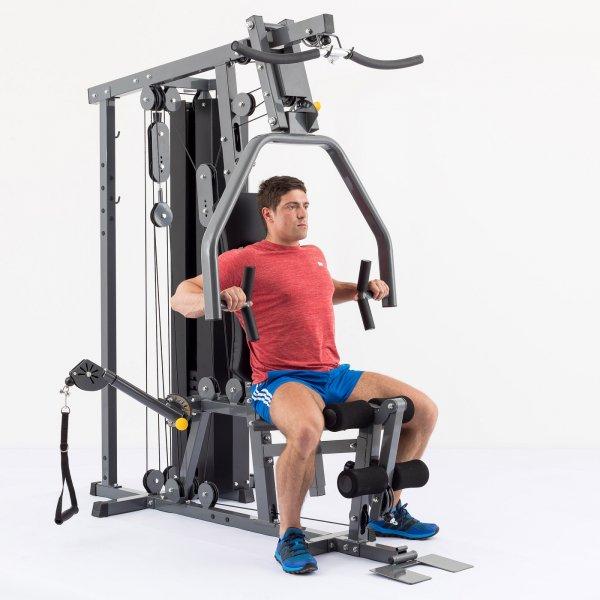 Posilovací věž  TRINFIT Gym GX6  benchg