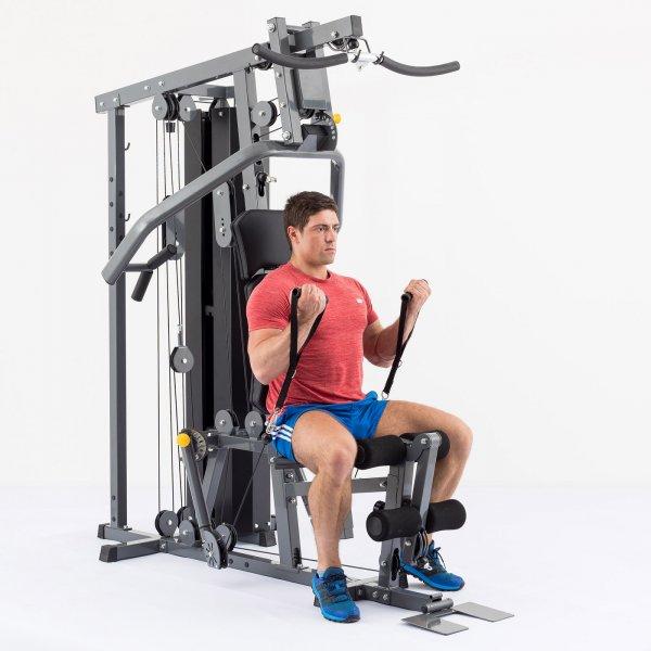 Posilovací věž  TRINFIT Gym GX6  bicepsg