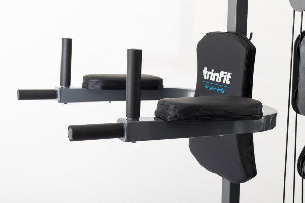 Posilovací věž  TRINFIT Gym GX7 bradla detg