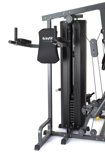 Posilovací věž  TRINFIT Gym GX7 bradlag